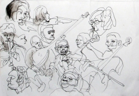 ParaOrchestra by Cat Brooks Colston Hall 03.06.15 2
